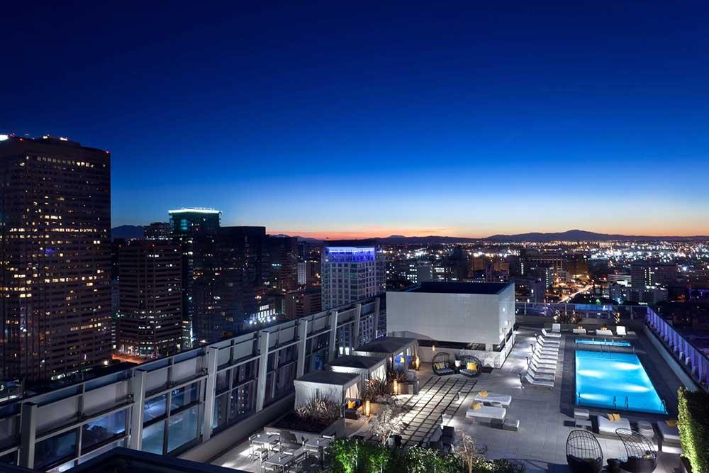 Nice Hotels In Los Angeles